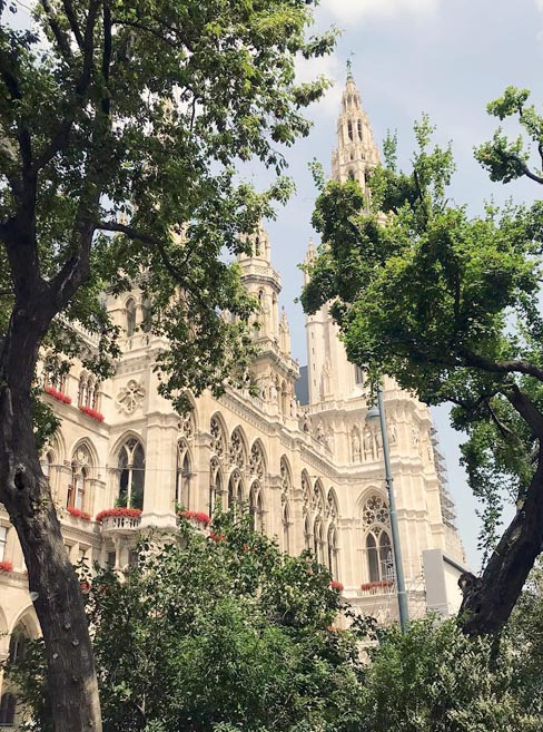 Vienna and Austria Travel Per July 1, New Regulations