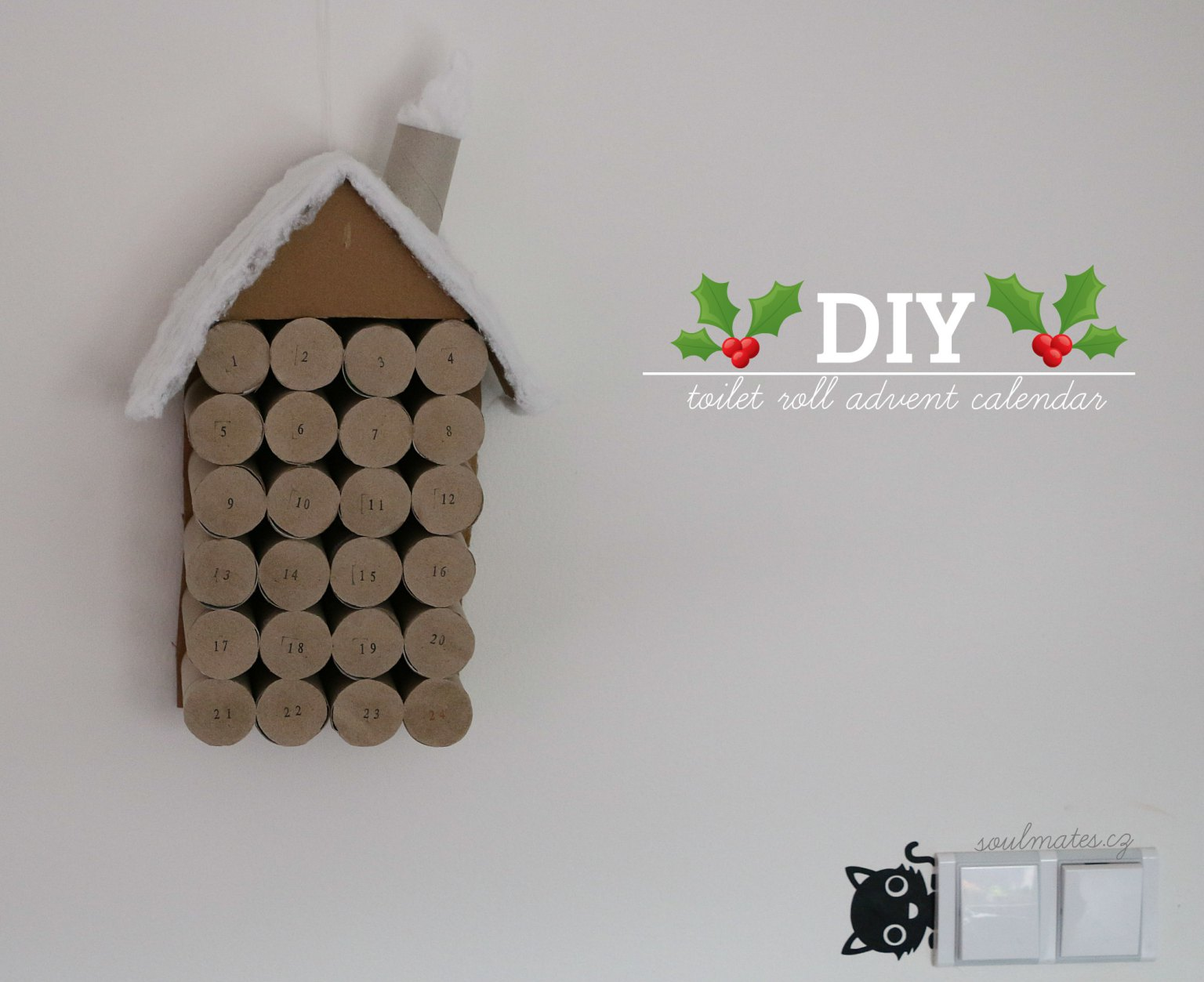 adventni kalendar diy DIY: Adventní kalendář   Nicole adventni kalendar diy