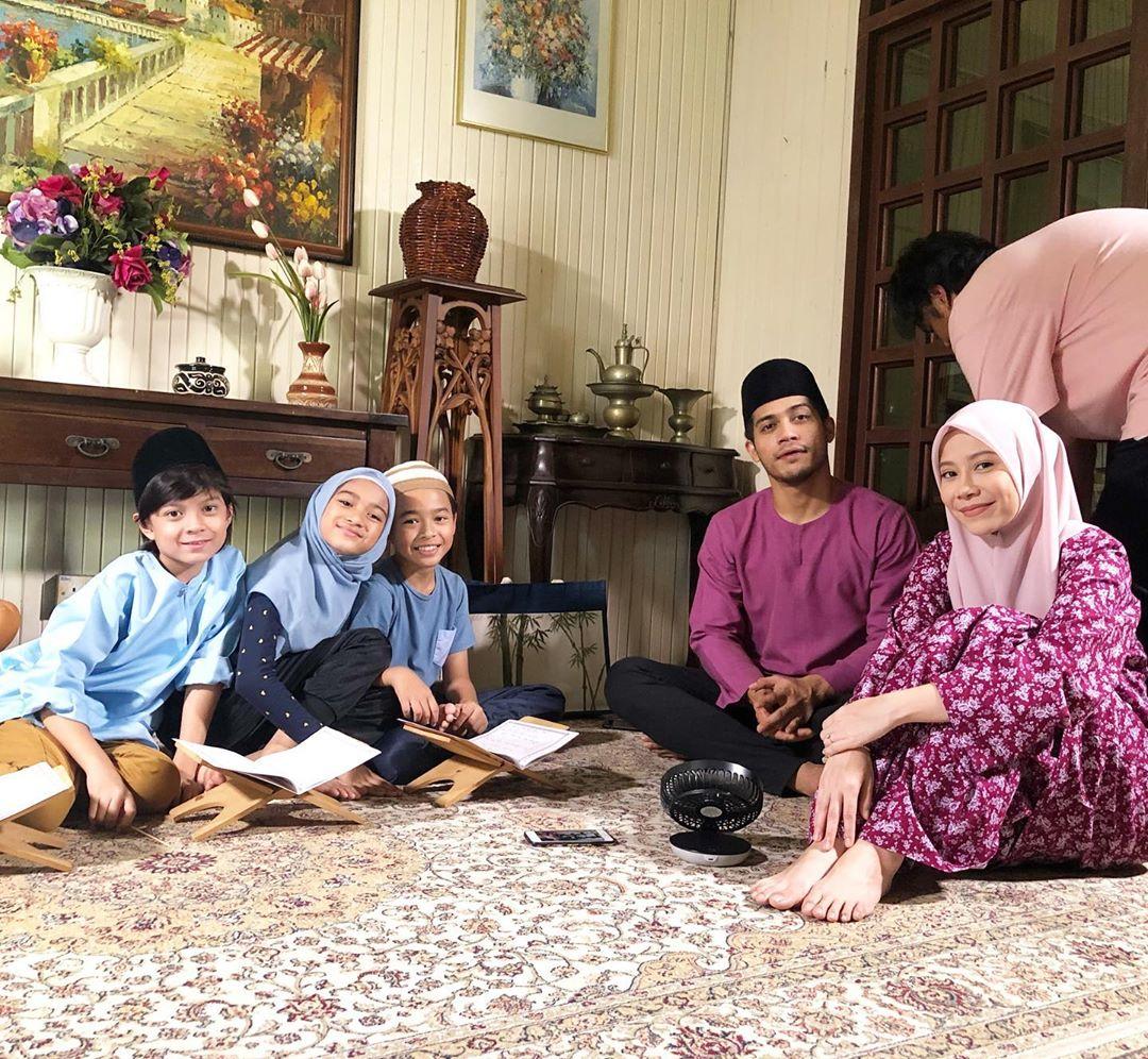 Pelakon Hantu Ustazah Supiah