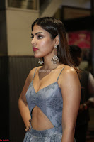 Rhea Chakraborty in a Sleeveless Deep neck Choli Dress Stunning Beauty at 64th Jio Filmfare Awards South ~  Exclusive 137.JPG