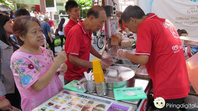 Es Krim Potong Singapure