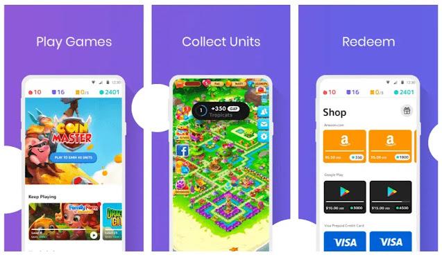 ربح المال من لعب الألعاب على الإنترنت دون استثمار مع امكانية سحب الأموال