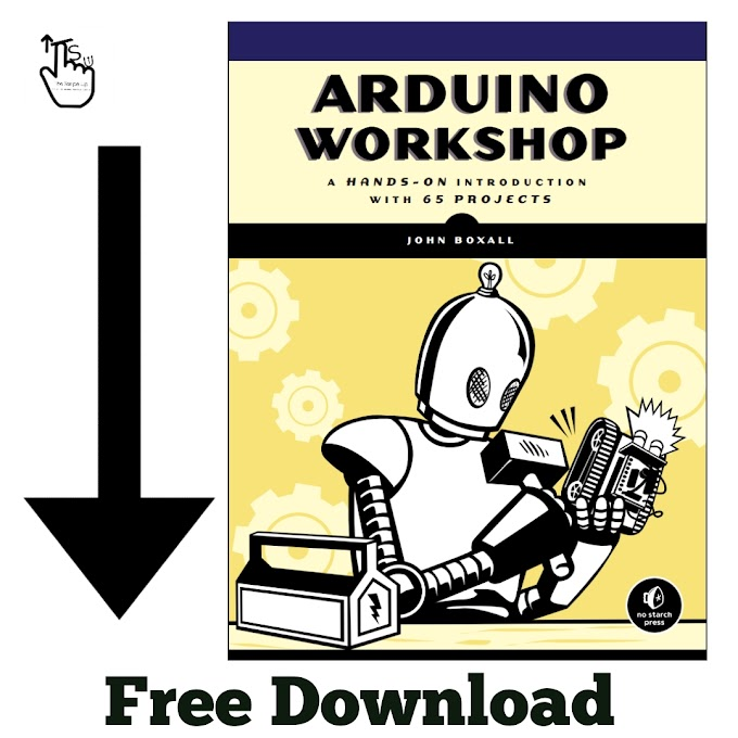 Free Download PDF Of Arduino Workshop
