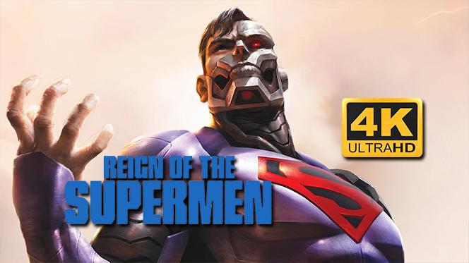 El Reino de los Supermanes (2019) 4K UHD 2160p Latino-Ingles