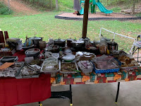 Fusing in the Ozarks - Pot Luck