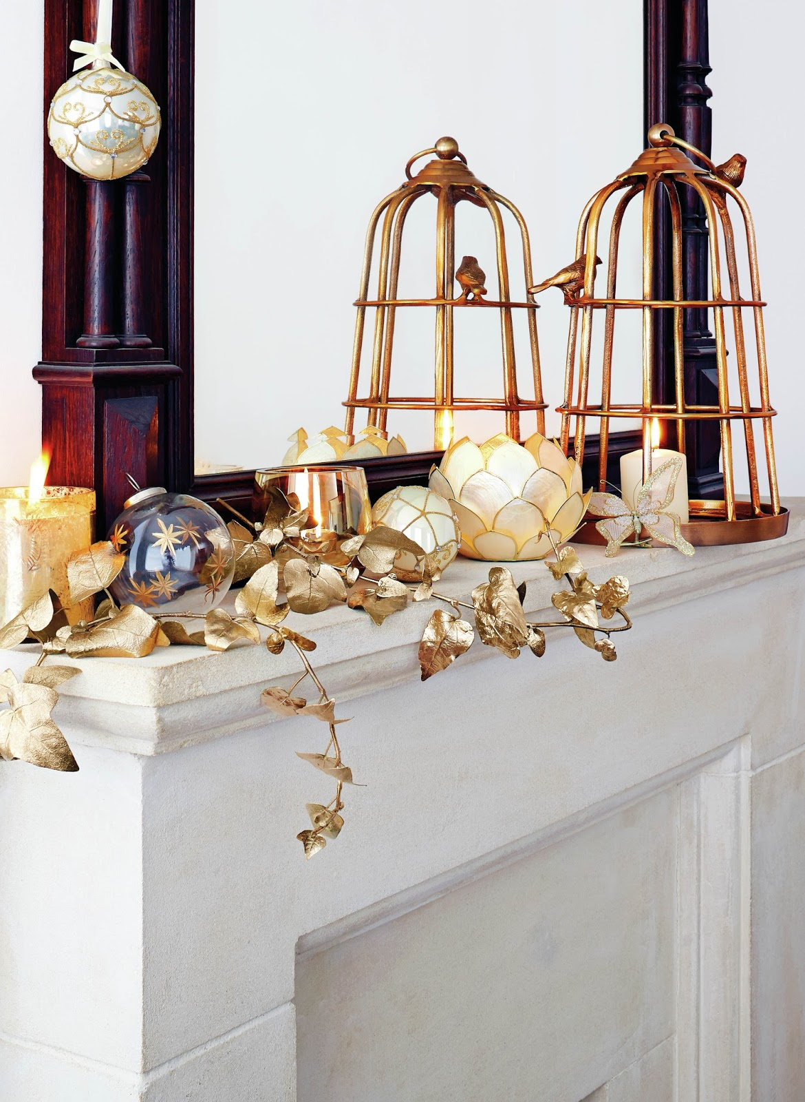 Decorating Ideas > HomeSense Home Decor Plus Hang A Bauble For The Prince's  ~ 063906_Homesense Christmas Decorations