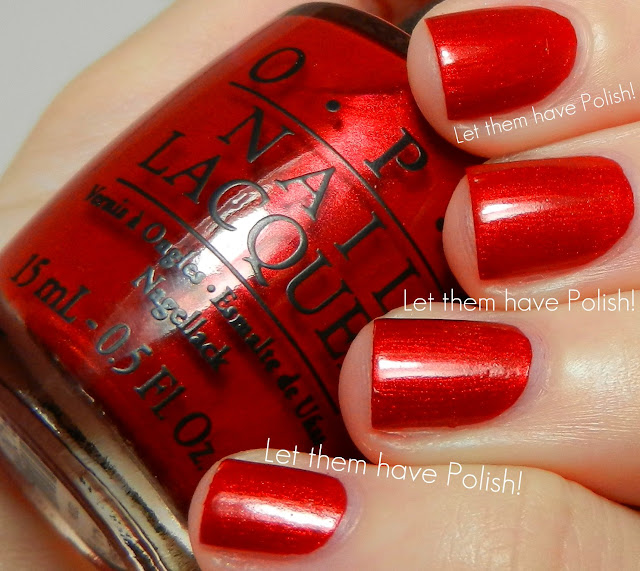 Let Them Have Polish O P I Germany Collection Fall 2012