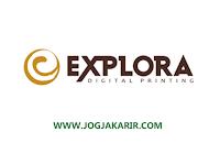 Lowongan Kerja Jogja Bulan Juli 2020 di Explora Jalan Bantul