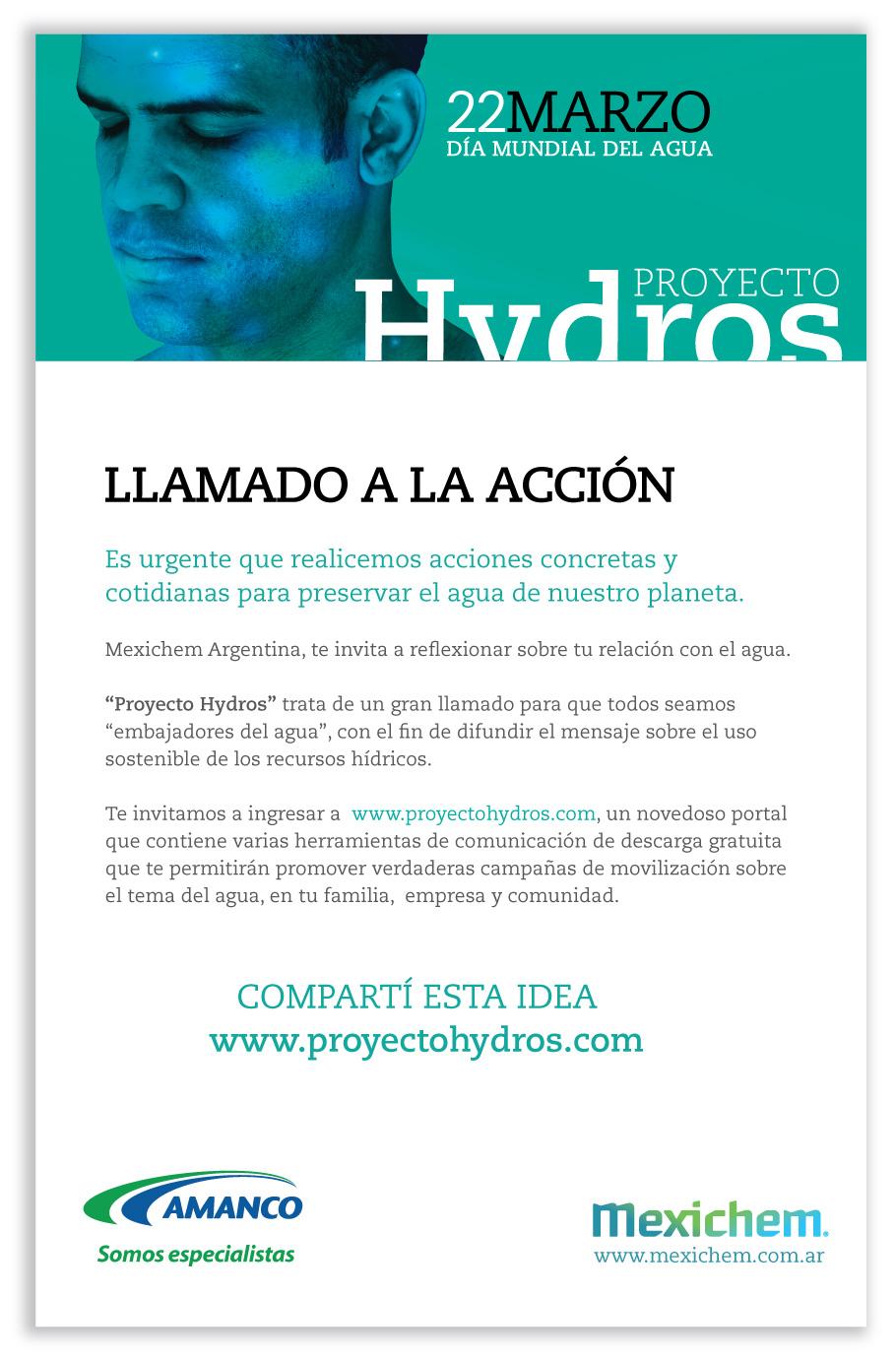 empresas: Amanco Mexichem 22 de marzo día mundial del agua