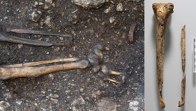 Medieval foot prosthesis found in Austria