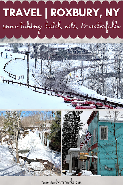 honest review of the roxbury motel experience and straton falls
