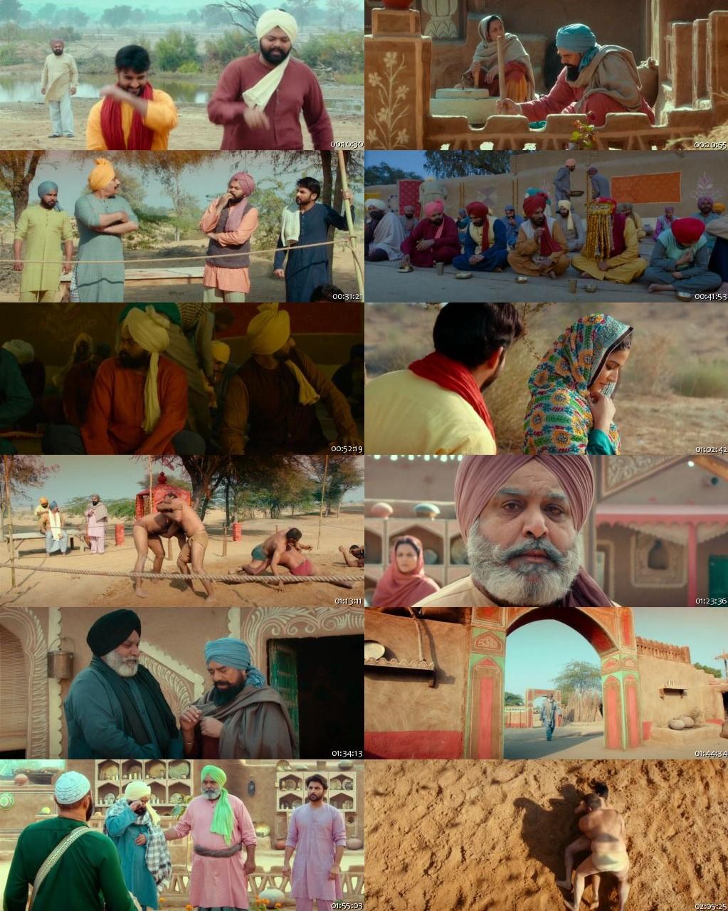Nadhoo Khan 2019 HDRip 720p [Punjabi]