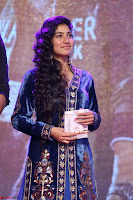 Beautiful Cute Sai Pallavi in dark Blue dress at Fidaa music launch  Exclusive Celebrities galleries 018.JPG