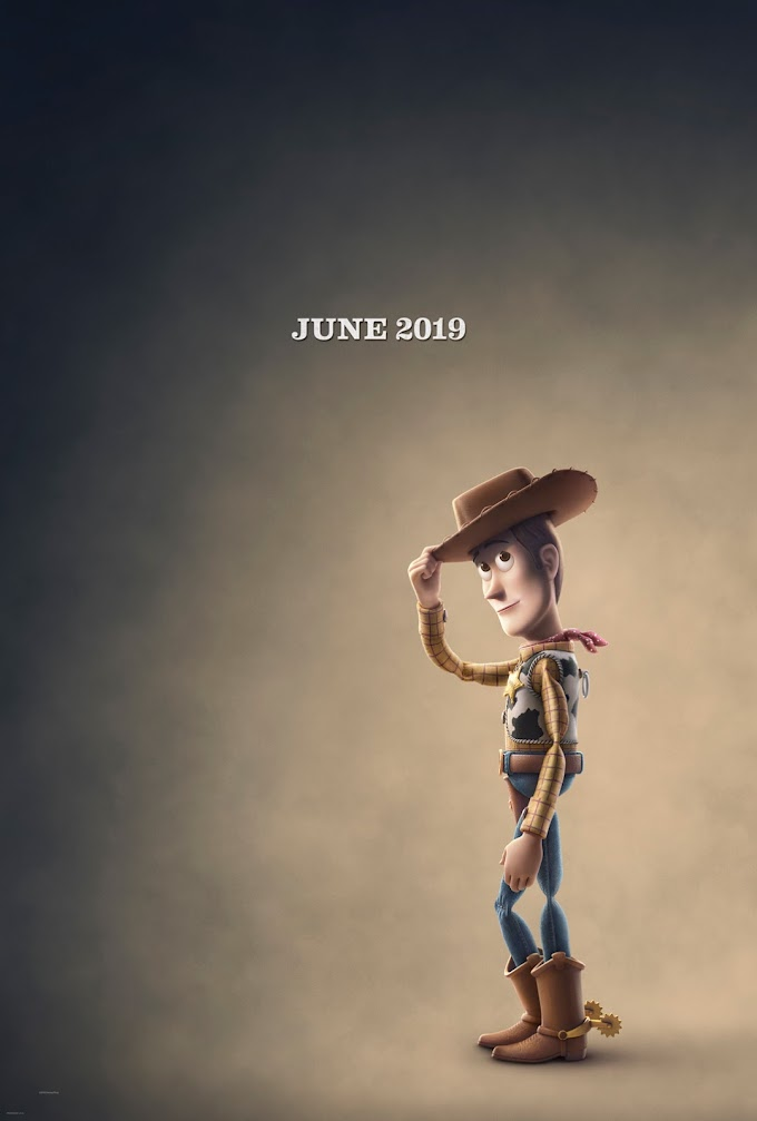 Toy Story 4: Woody, Buzz e novos personagens estampam pôsteres individuais