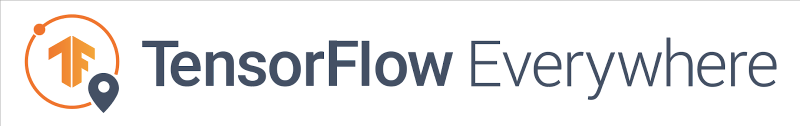 TensorFlow Everywhere logo