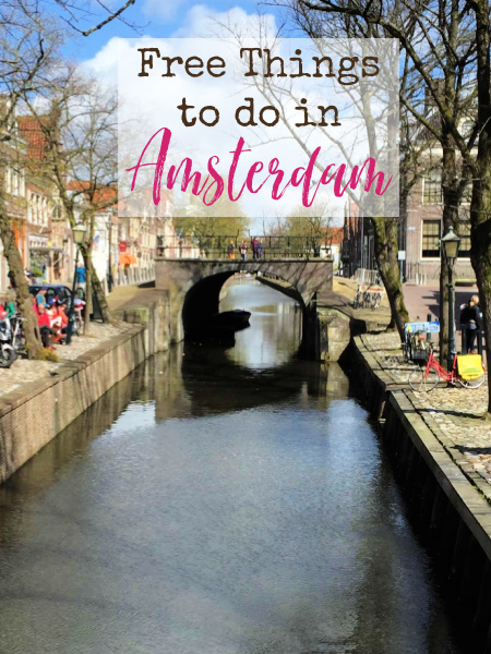Here are 10 of my picks for freebies to plan a trip around when we're not just enjoying an Amsterdam staycation at home.