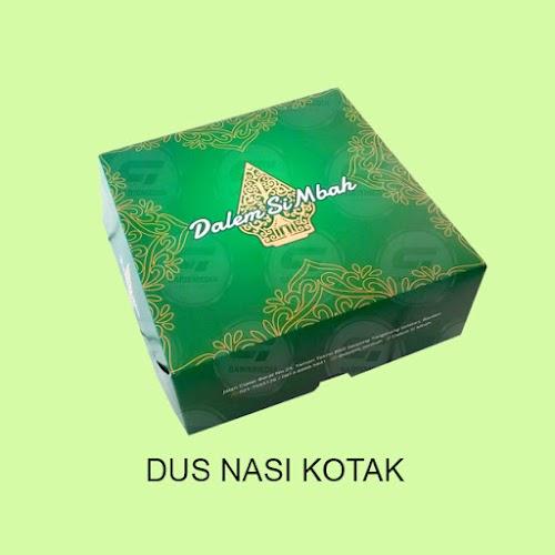 Cetak Dus Nasi Kotak Box