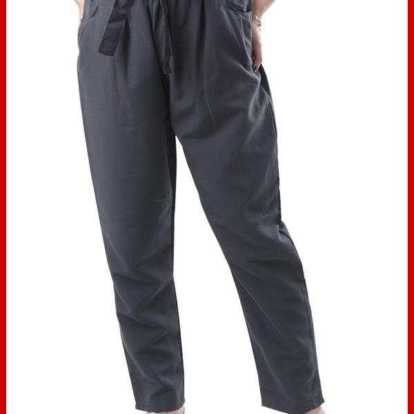 ADR070 Celana Dark Pita Panjang Jogger Import BMGShop