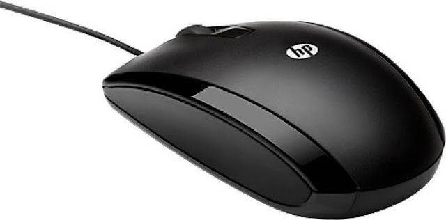 HP USB X500 - good mouse under 500 rupee