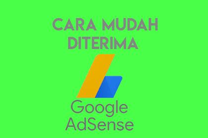 Syarat Blog Agar Mudah Diterima Google Adsense