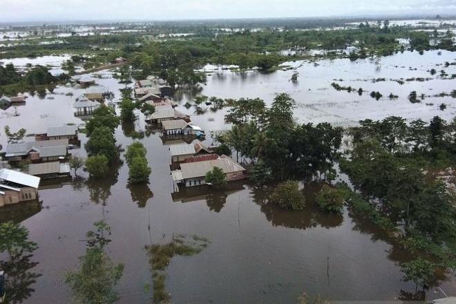 Banjir Konawe: 49 Desa Terendam dan 8.314 Jiwa Terdampak
