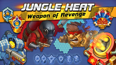 Jungle Heat 1.9.6 game for Android terbaru 2016