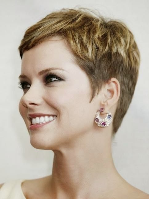 Cool Short Haircut See  more http://www.womensandmenshairstyle.net/