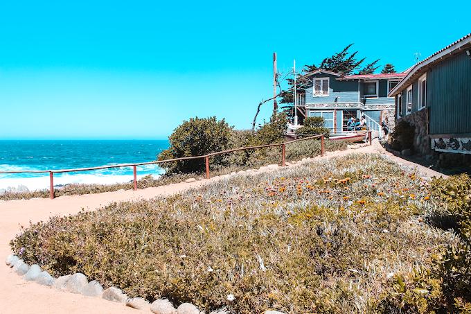 La asombrosa casa de Pablo Neruda en Chile