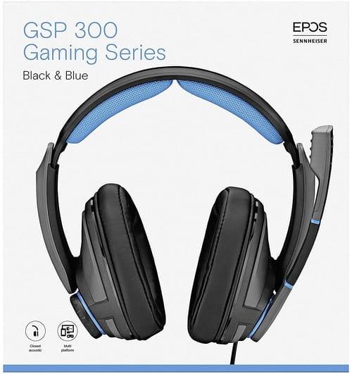 EPOS Sennheiser GSP 300 Gaming Headset