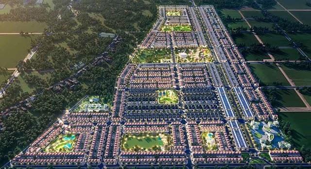 #1 Dự án đất nền Gem Sky World Đất Xanh Long Thành