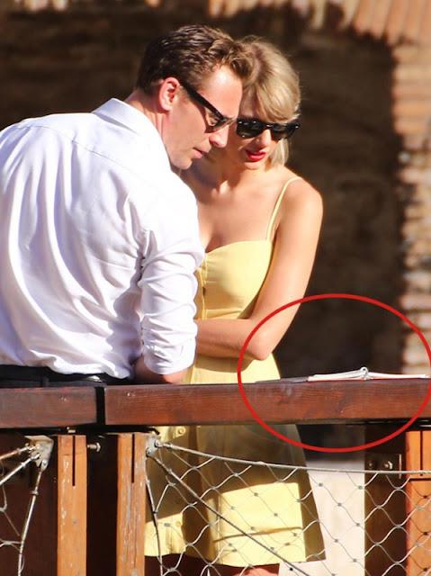 Noviazgo de Taylor Swift y Tom Hiddleston podría ser sólo marketing para un nuevo video.
