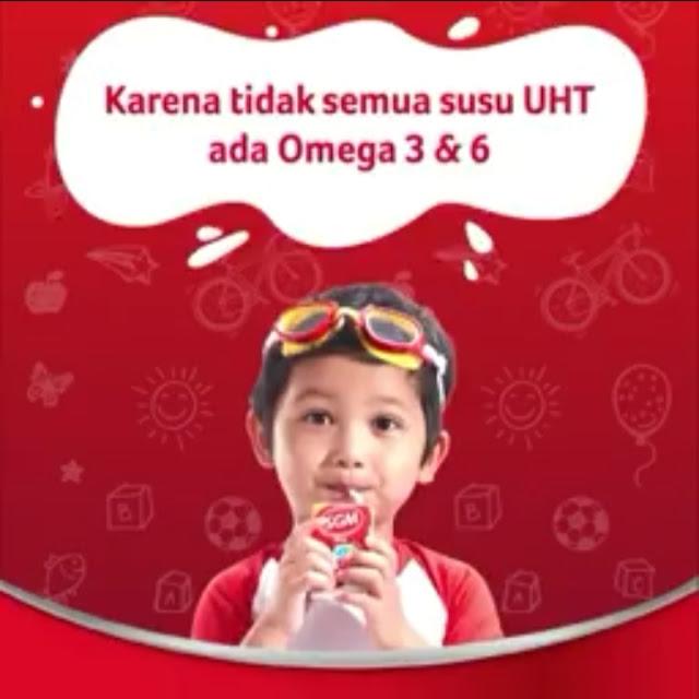 Pilih Susu SGM Aktif Yang Mengandung Omega 3 & 6 Yang Dukung Nutrisi Untuk Beraksi Si Kecil Di Luar Rumah