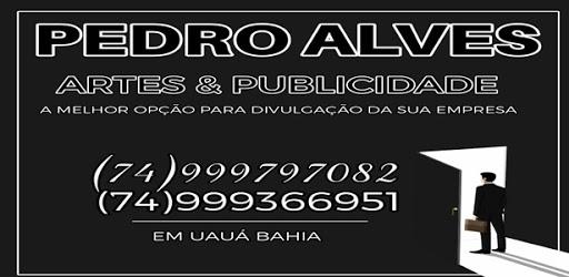PEDRO ALVES - ARTES & PUBLICIDADE