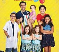 Super Papá poster box cover