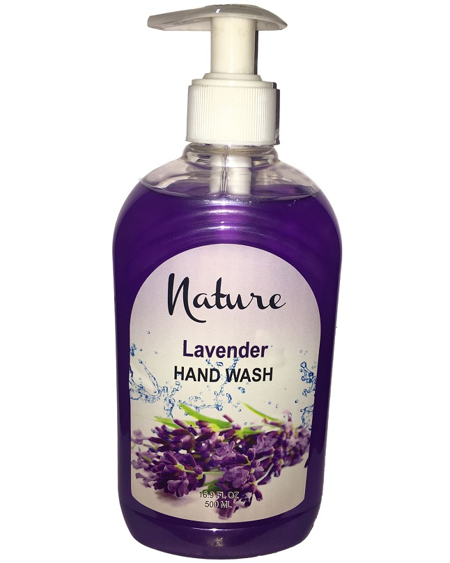 Nature Hand Wash Lavender 500 ml