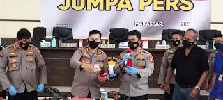 Kembali Densus 88 AT Polri Menangkap Jaringan Teroris Di Kota Makassar