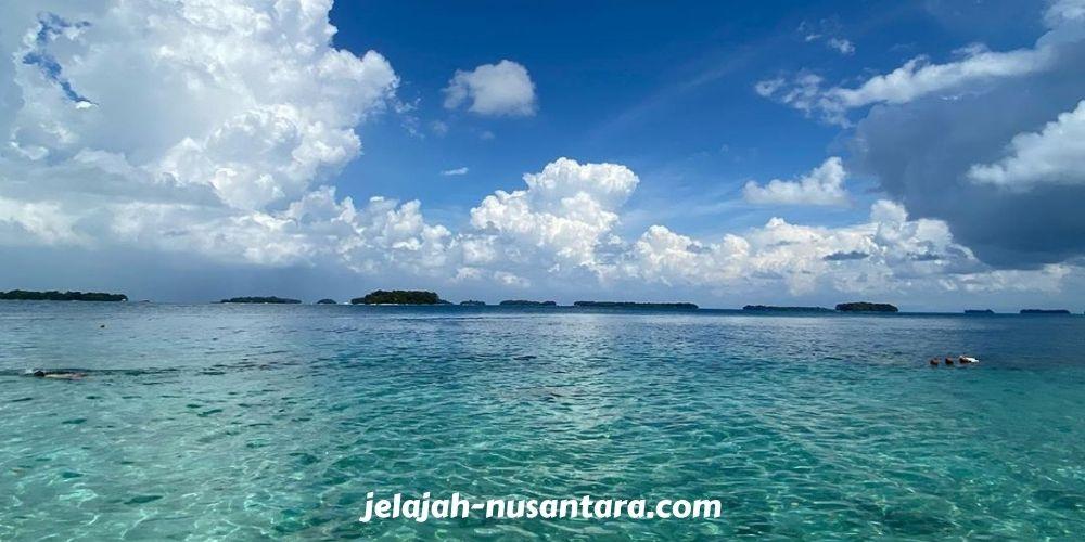 jelajah pulau harapan kepulauan seribu