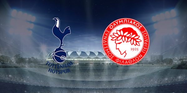 مباراة أوليمبياكوس وتوتنهام بتاريخ 18-09-2019 دوري أبطال أوروبا