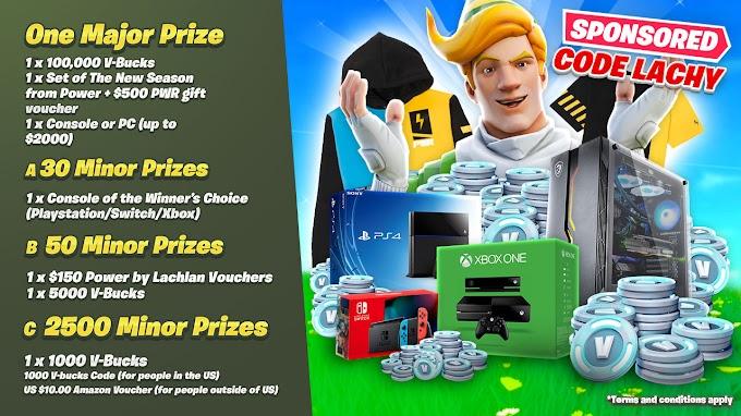 O MAIOR SORTEIO - Concorra a Um: PS4   XBOX   PC Gamer   Gift Cards e Muito Mais!!!