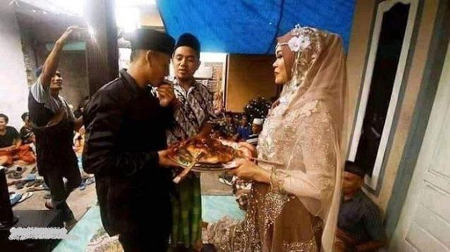 Sederet Pernikahan dengan Maskawin 3 Butir Telur hingga Ayam Bakar