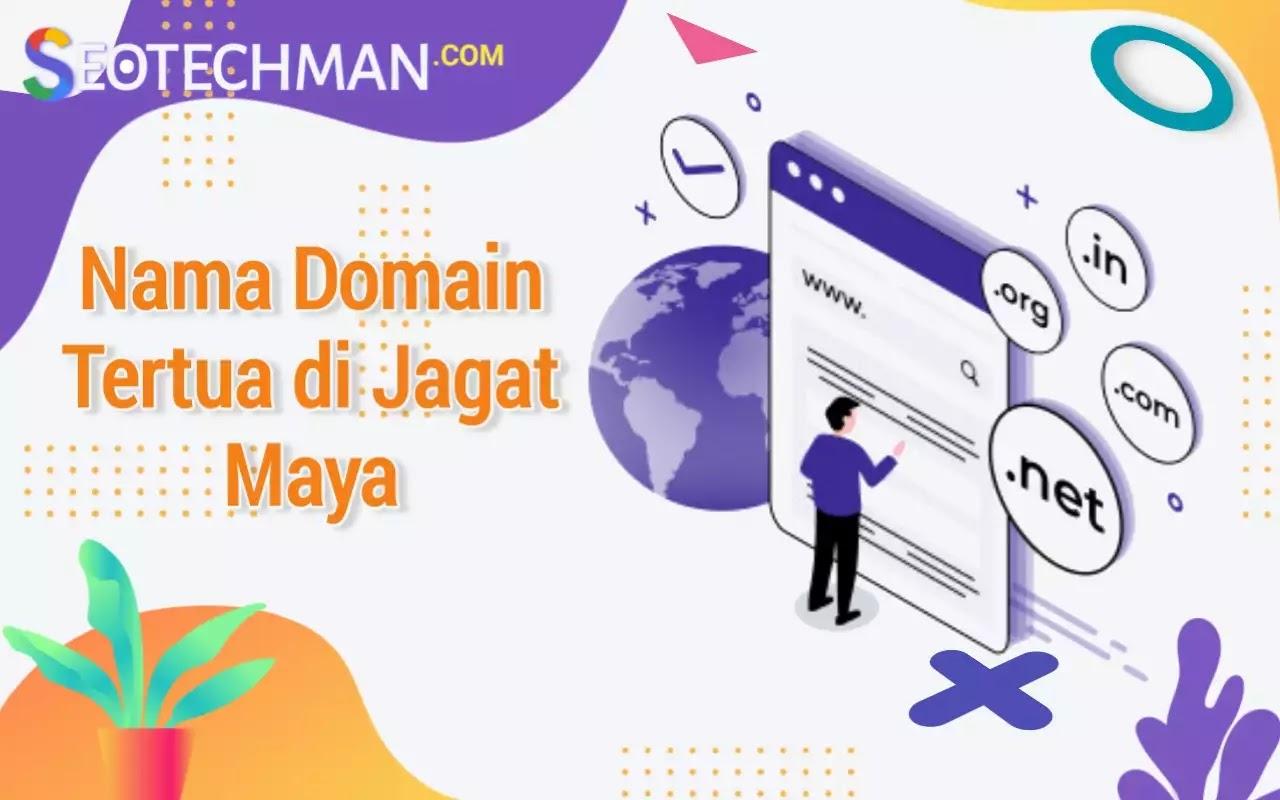 Nama Domain Internet Tertua, Symbolics.com Dibeli pada 15 Maret 1985.