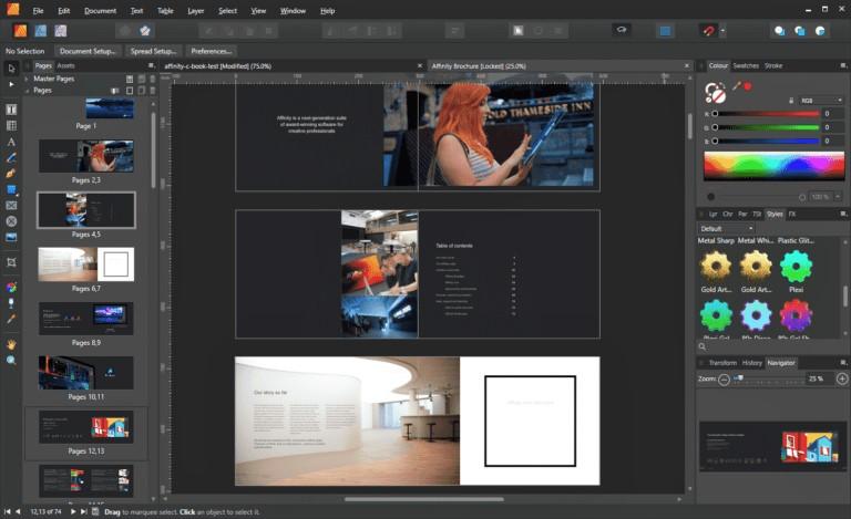 Serif Affinity Publisher 2019 Full Version
