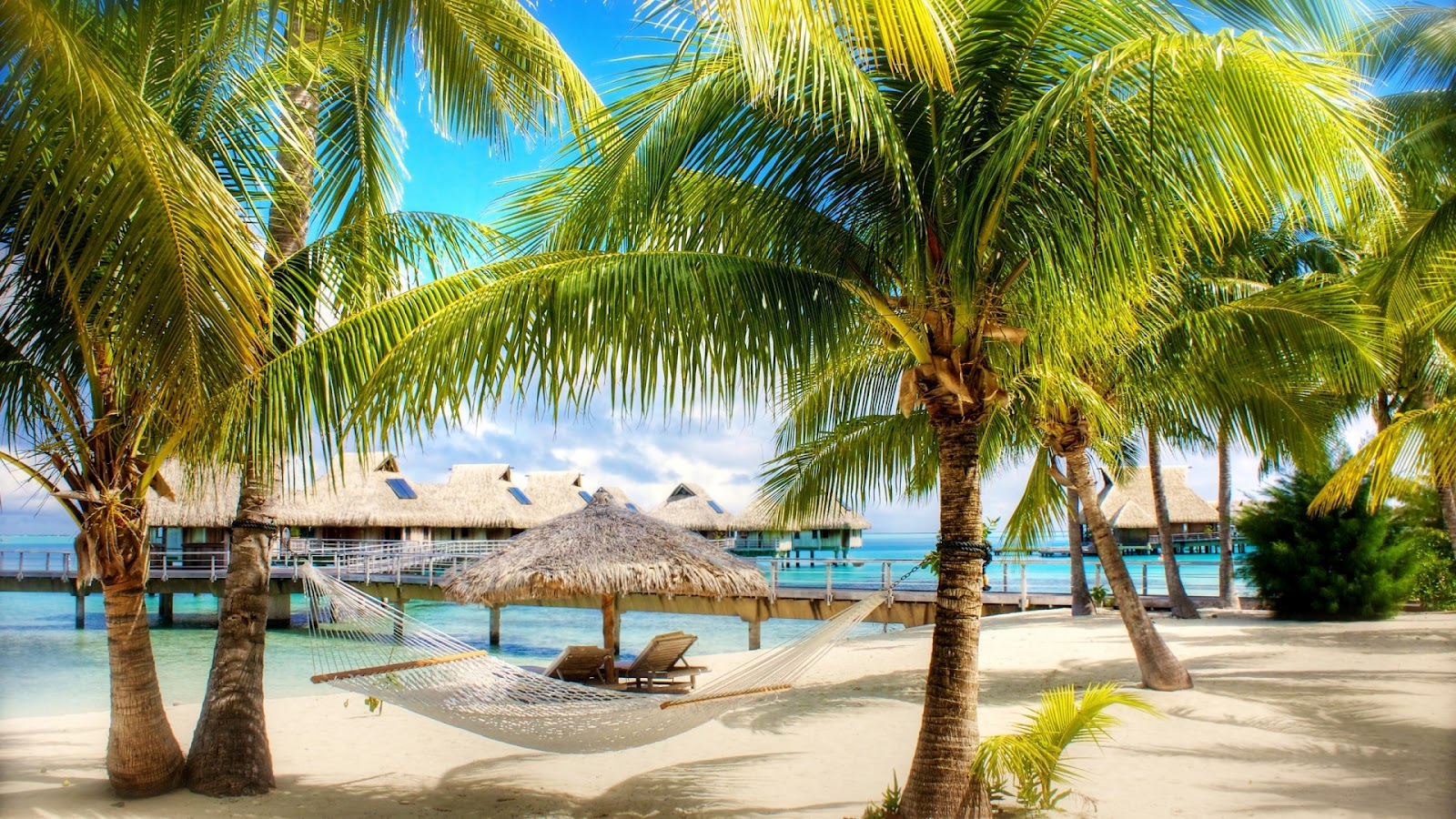 Exotic Vacation  Full HD Desktop Wallpapers 1080p