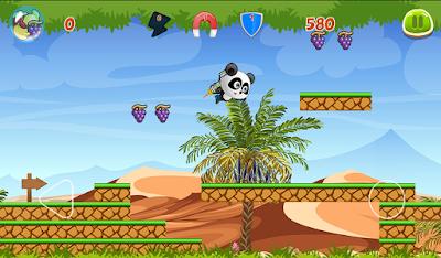 Panda dash Fruits Buildbox BBDOC 64bit - 3