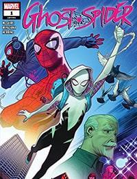 Read Ghost-Spider online
