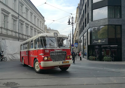 Ikarus 620 + Karosa B40, MPK Kraków