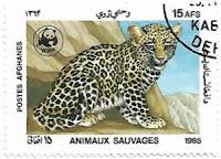 Selo Filhote de Leopardo