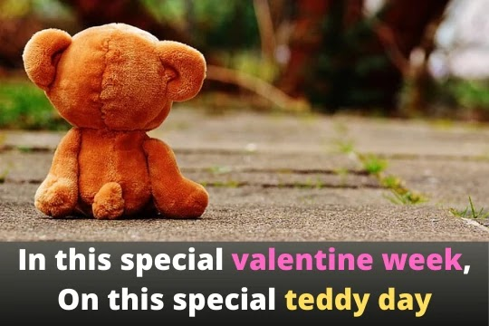 Love teddy bear day