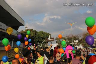 IMG 9916 - 13ª Parada do Orgulho LGBT Contagem reuniu milhares de pessoas
