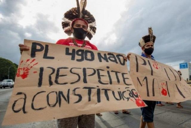 Indígenas promovem Ato no Vale do Ribeira em defesa das terras indígenas